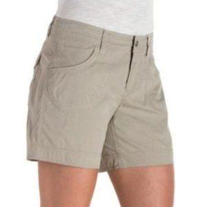Kuhl Kontra Cotton Nylon Hiking Outdoor Shorts 10